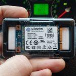 Установка SSD на ноутбук