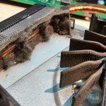Чистко ноутбуков от пыли